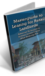 Masterguide to Leasing for Retail Landlords Ebook Cover